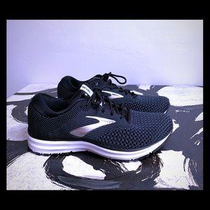 Brooks Revel 2 Black Running Shoes - 8.5